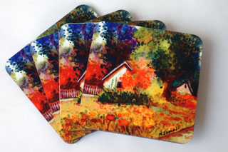 A Place Called Home 2 Coasters