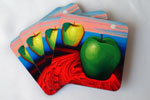 Beyond the Apples Coasters